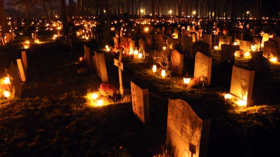 "All Saints Day: The Scandinavian Way of Celebrating ""Halloween"" 