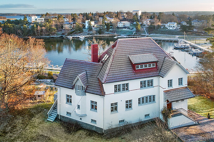The 5 Most Expensive Places to Buy Property in Sweden