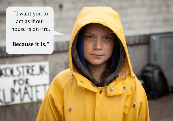 The Quotes By Greta Thunberg That Inspired Thousands To