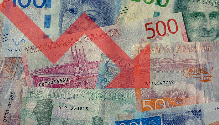 The Swedish Krona Is Worst Performing Major Currency So