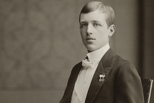 Prince Erik, Duke of Västmanland. Image credit: The Swedish Royal Court